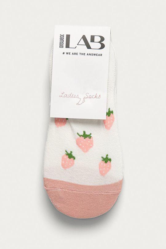 Answear Lab - Kotníkové ponožky (4-pack)  75% Bavlna, 10% Elastan, 15% Polyamid