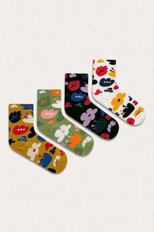 multicolor Answear Lab - Skarpetki (4-pack) Damski
