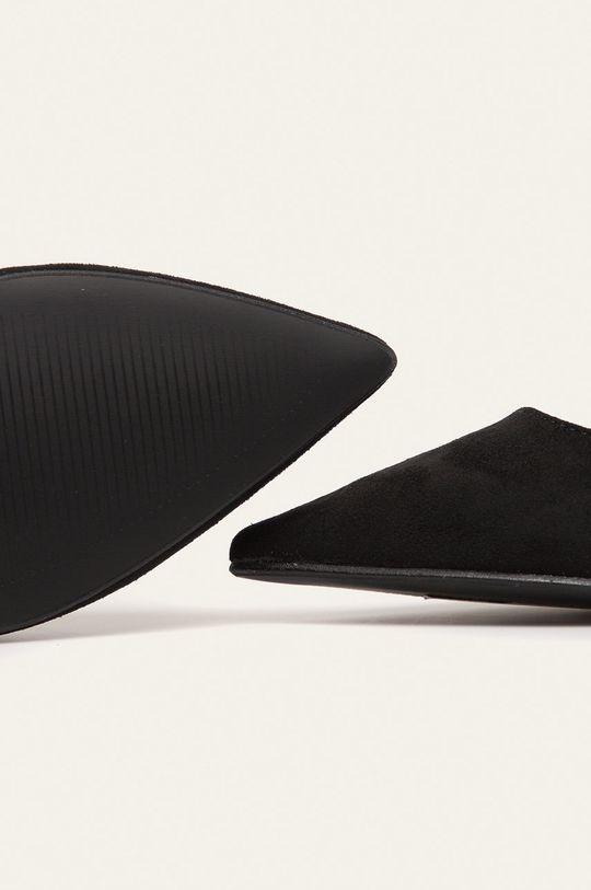 černá Answear - Baleríny Ciaodea