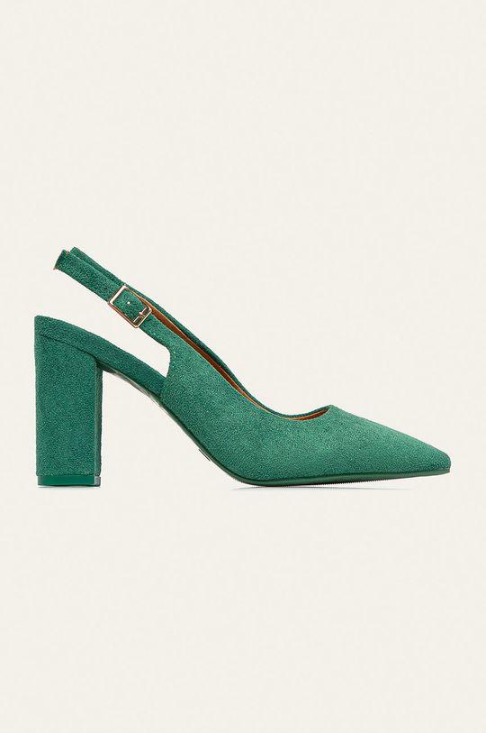 verde Answear - Pumps Janeway De femei