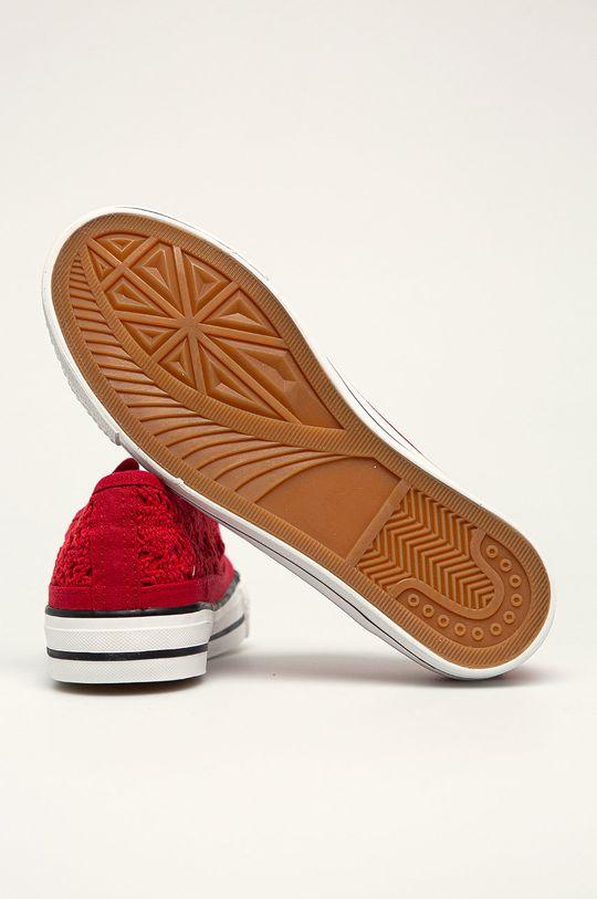 červená Answear - Tenisky Emas