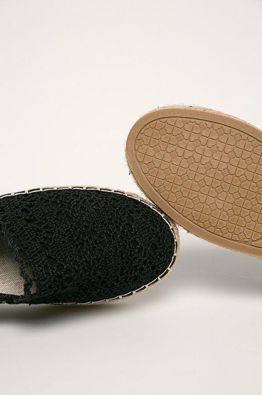 negru Answear - Espadrile