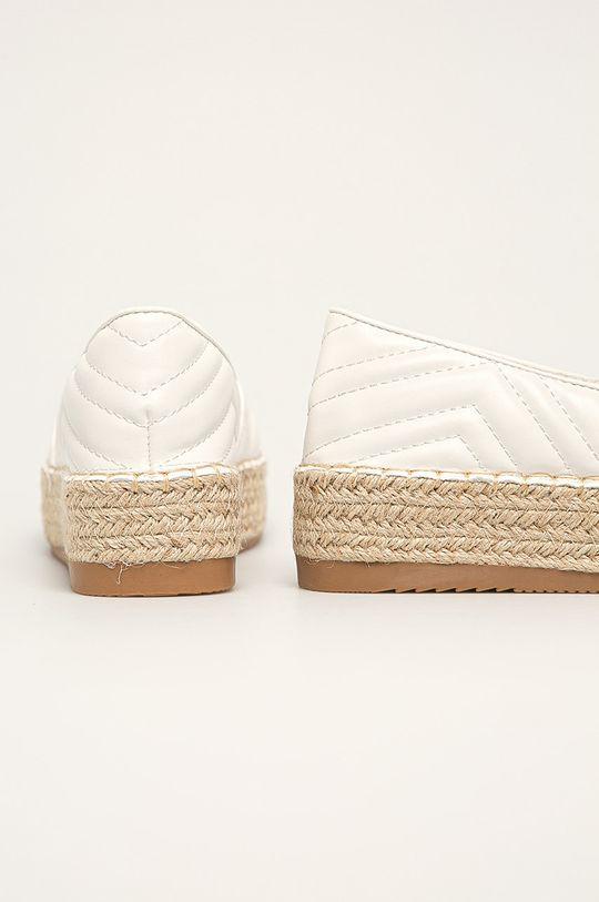 Answear - Espadrilky Tulipana  Svršek: Umělá hmota, Textilní materiál Vnitřek: Textilní materiál Podrážka: Umělá hmota