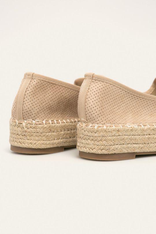 Answear - Espadrile  Gamba: Material textil Interiorul: Material textil Talpa: Material sintetic