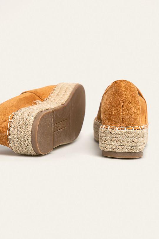 Answear - Espadrilky  Svršek: Textilní materiál Vnitřek: Umělá hmota, Textilní materiál Podrážka: Umělá hmota