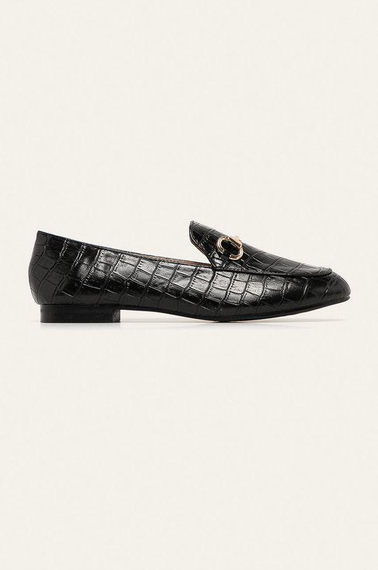 negru Answear - Mocasini Answear Lab De femei