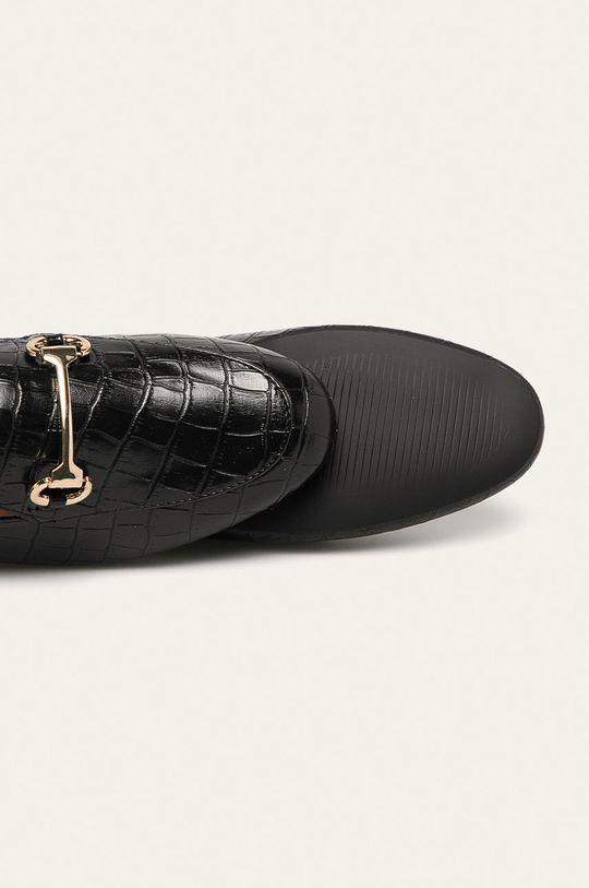 čierna Answear - Mokasíny Answear Lab
