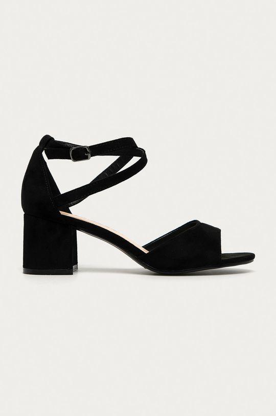 čierna Answear - Sandále Tulipano Dámsky