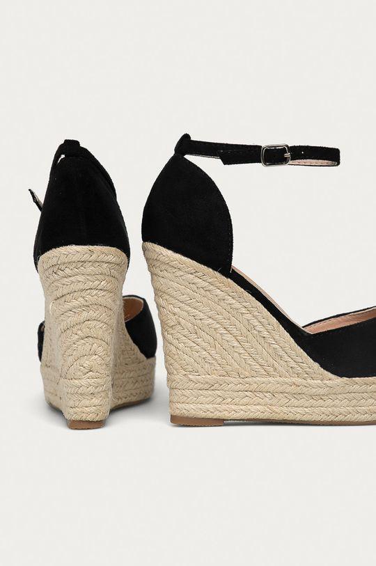 Answear - Espadrilky Chiara Foscari  Svršek: Textilní materiál Vnitřek: Umělá hmota, Textilní materiál Podrážka: Umělá hmota