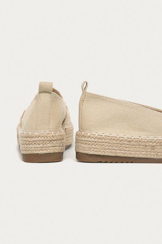Answear - Espadrile Answear Lab  Gamba: Material textil Interiorul: Material textil Talpa: Material sintetic