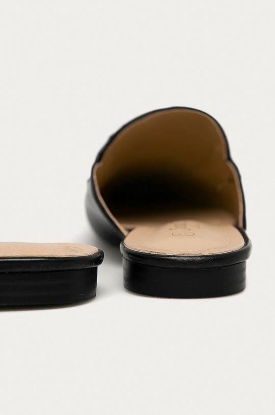 Answear - Papuci Just Me  Gamba: Material sintetic Interiorul: Material sintetic Talpa: Material sintetic