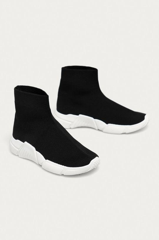 Answear - Pantofi Julia negru