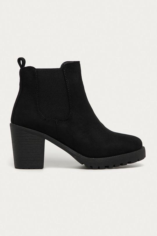 čierna Answear - Topánky Chelsea Answear Lab Dámsky