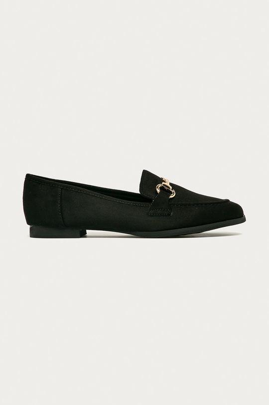 negru Answear - Mocasini Buonarotti De femei