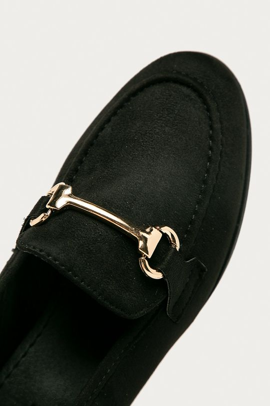 negru Answear - Mocasini Buonarotti