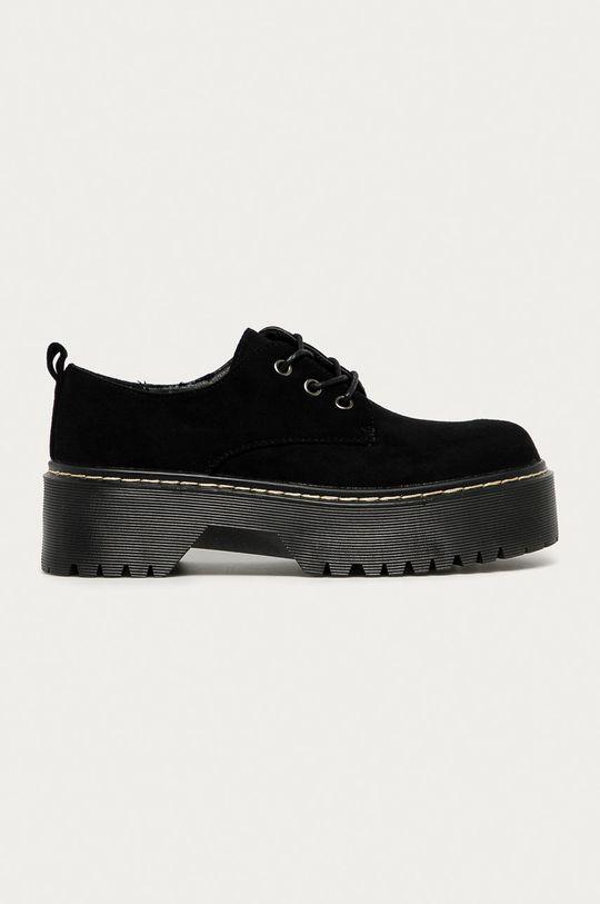 negru Answear - Pantofi Buonarotti De femei