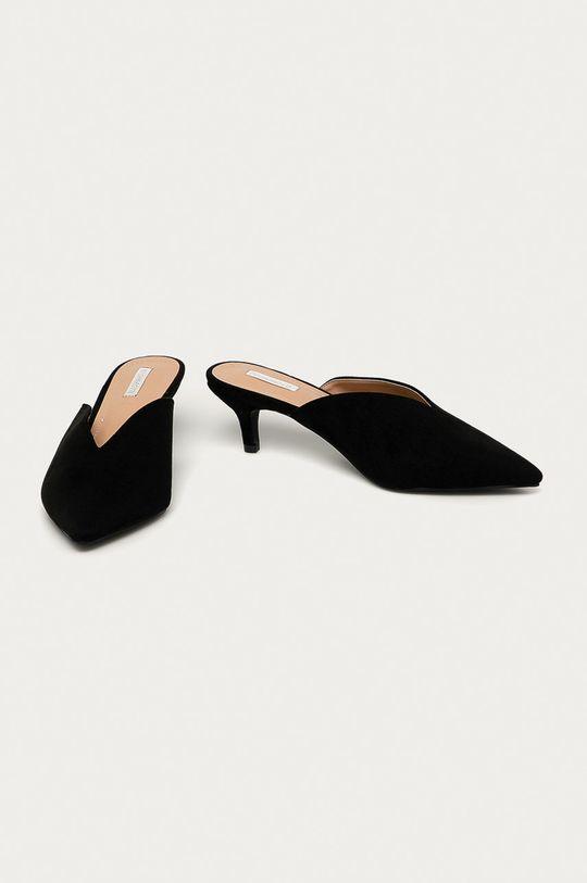 Answear - Šľapky Answear Lab čierna