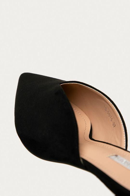 čierna Answear - Šľapky Answear Lab