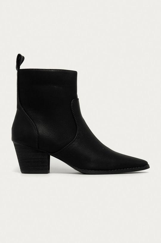 чорний Answear - Черевики Prisska Жіночий