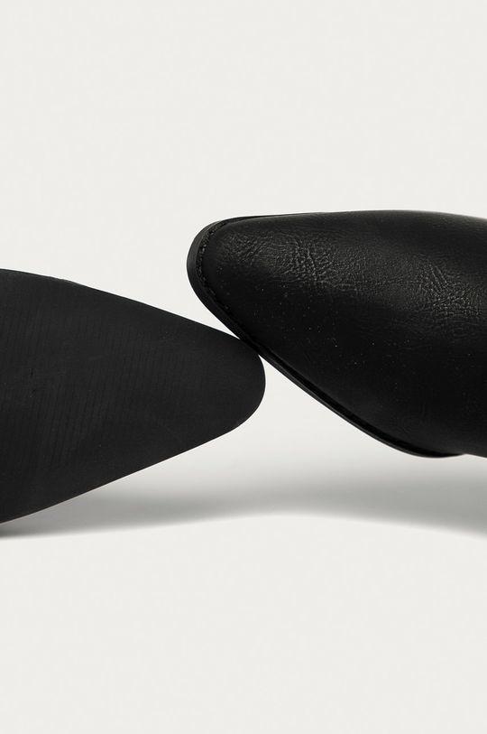 чорний Answear - Черевики Prisska
