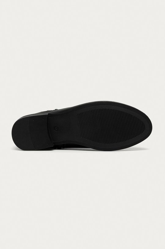 černá Answear - Boty s gumou Answear Lab