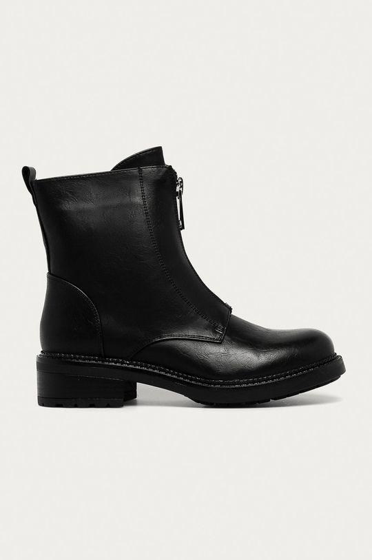 čierna Answear - Členkové topánky Answear Lab Dámsky