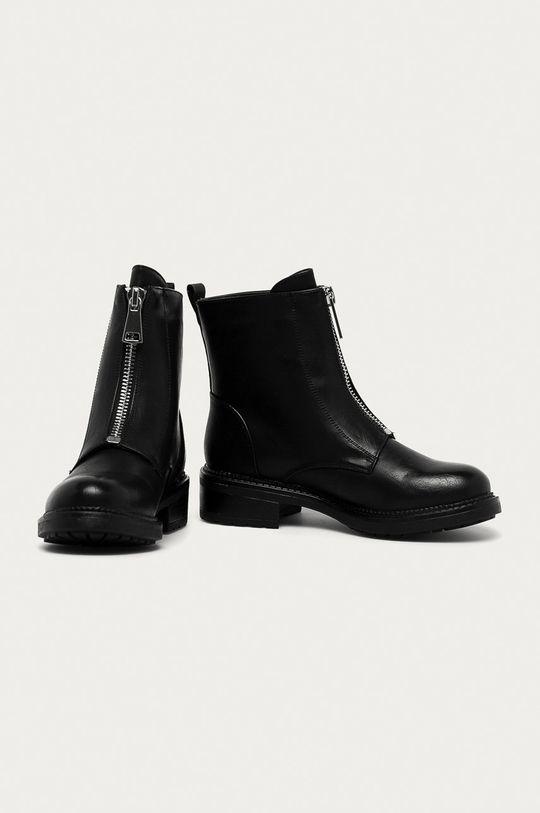 Answear - Členkové topánky Answear Lab  Zvršok: Syntetická látka Vnútro: Textil Podrážka: Syntetická látka