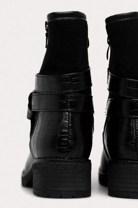 Answear - Členkové topánky Super mode  Zvršok: Syntetická látka, Textil Vnútro: Textil Podrážka: Syntetická látka