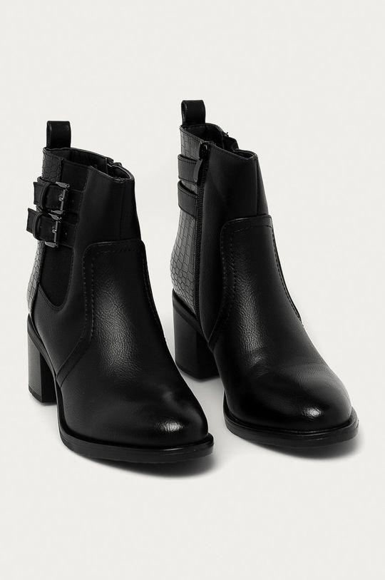 Answear - Botki Answear Lab czarny