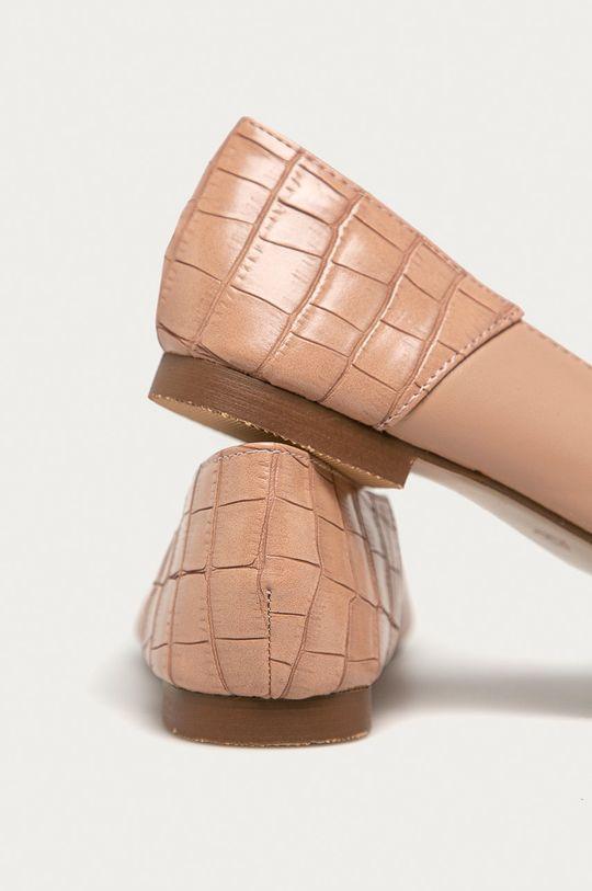 Answear - Baleríny CHC-Shoes  Zvršok: Syntetická látka Vnútro: Syntetická látka, Textil Podrážka: Syntetická látka