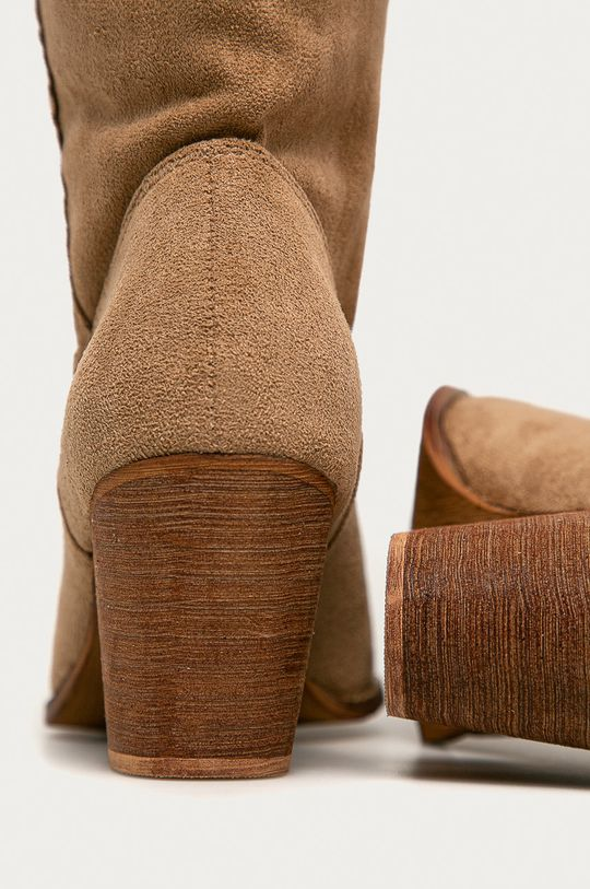 Answear - Kovbojské topánky R and B  Zvršok: Textil Vnútro: Textil Podrážka: Syntetická látka