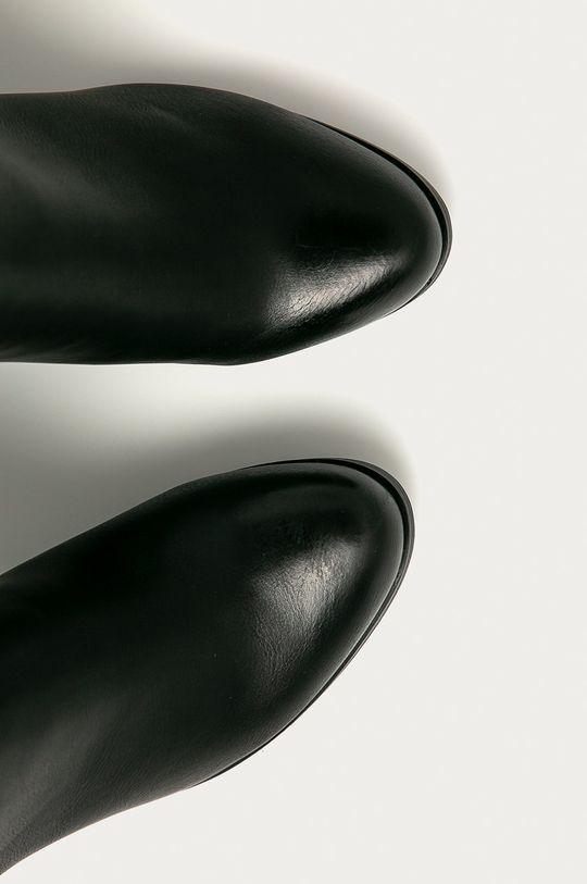 čierna Answear - Členkové topánky R and B
