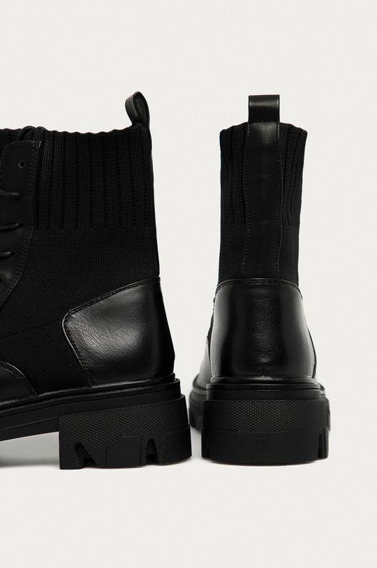 Answear - Workery Fashion&Bella Cholewka: Materiał syntetyczny, Materiał tekstylny, Wnętrze: Materiał tekstylny, Podeszwa: Materiał syntetyczny