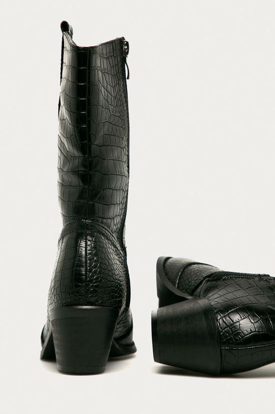 Answear - Kovbojské topánky Girlhood  Zvršok: Syntetická látka Vnútro: Syntetická látka, Textil Podrážka: Syntetická látka