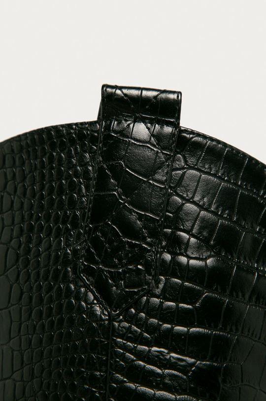 čierna Answear - Kovbojské topánky Girlhood