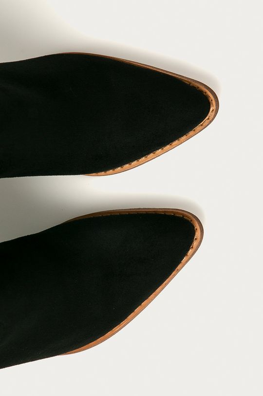 negru Answear - Botine Erynn