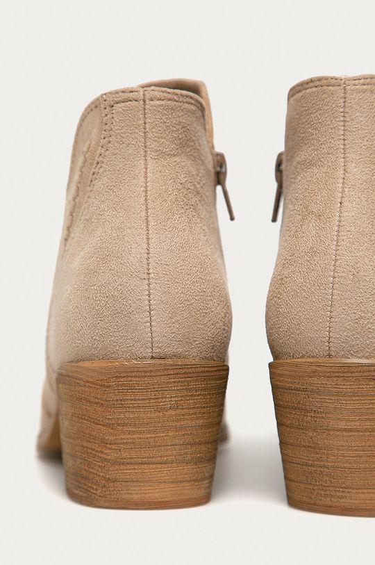 Answear - Kovbojské topánky Bellucci  Zvršok: Textil Vnútro: Syntetická látka, Textil Podrážka: Syntetická látka