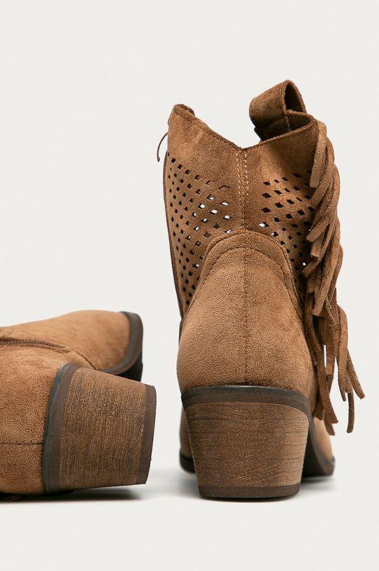 Answear - Cizme Bellucci  Gamba: Material textil Interiorul: Material sintetic Talpa: Material sintetic