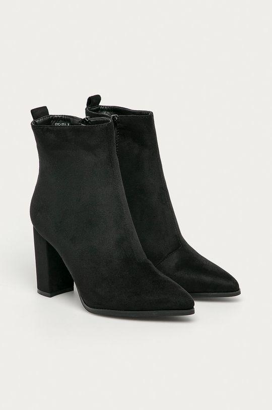 Answear - Členkové topánky Answear Lab čierna