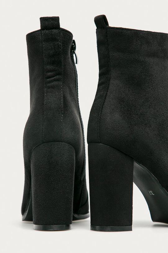 čierna Answear - Členkové topánky Answear Lab