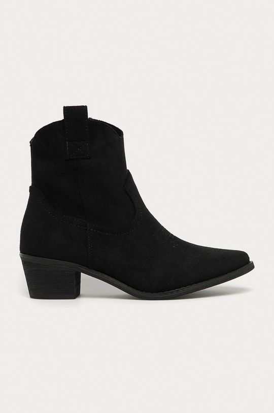 negru Answear - Cizme Bellucci De femei