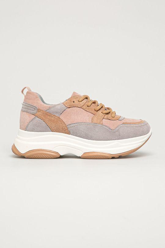 roz Answear Lab - Pantofi Moda Plus De femei