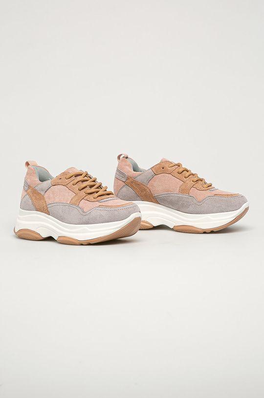 Answear Lab - Pantofi Moda Plus roz