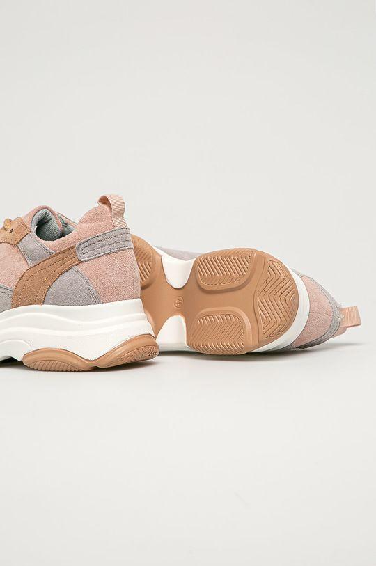 Answear Lab - Pantofi Moda Plus  Gamba: Material textil Interiorul: Material sintetic, Material textil Talpa: Material sintetic