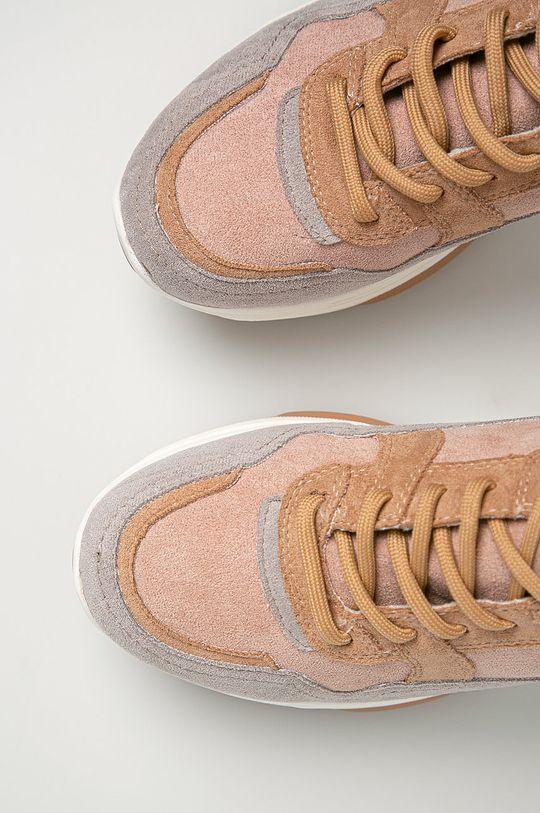 roz Answear Lab - Pantofi Moda Plus