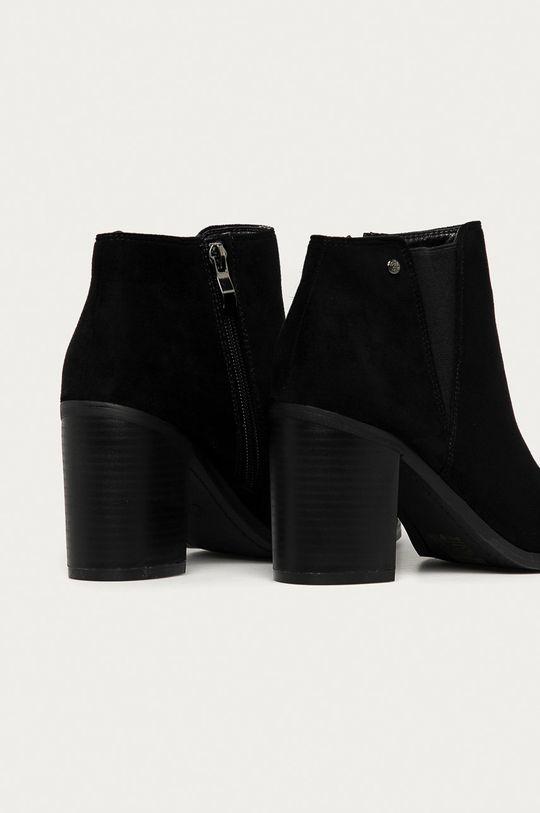 Answear Lab - Členkové topánky Prisska  Zvršok: Textil Vnútro: Syntetická látka, Textil Podrážka: Syntetická látka