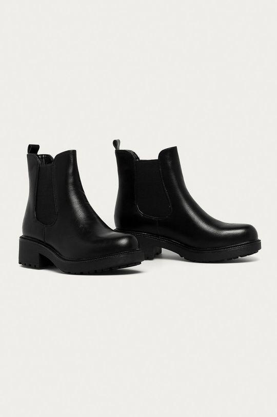 Answear Lab - Cizme Fashion&Bella negru