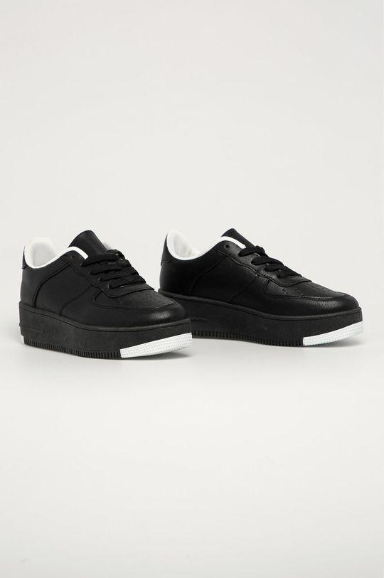 Answear Lab - Topánky čierna