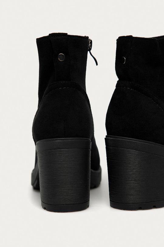 Answear Lab - Členkové topánky  Zvršok: Textil Vnútro: Textil Podrážka: Syntetická látka