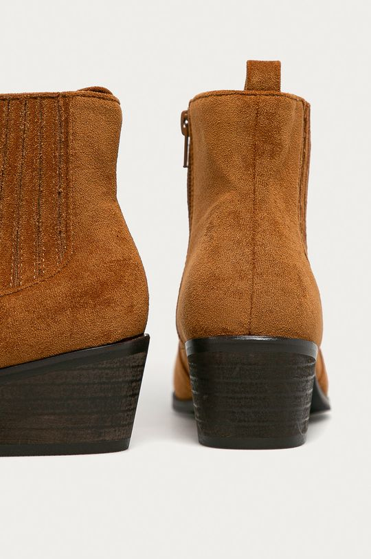 Answear Lab - Westernové boty  Svršek: Textilní materiál Vnitřek: Umělá hmota, Textilní materiál Podrážka: Umělá hmota